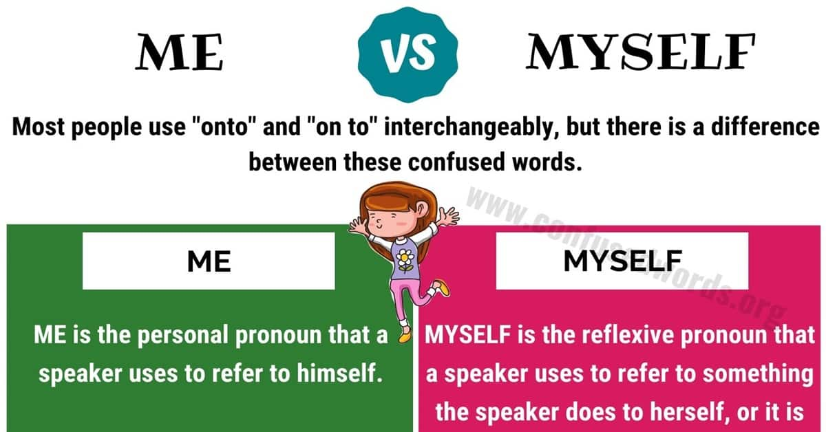 Me vs Myself